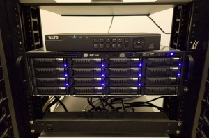 Redundant Mirrored Recording for DVR/NVR Servers to Prevent Data